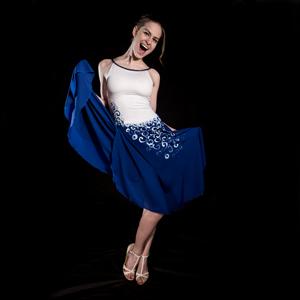 Originální taneční šaty acdb8a647b